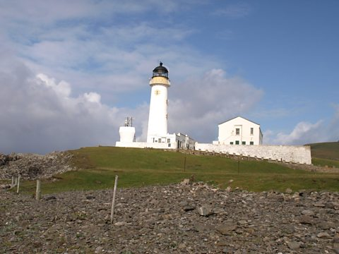 Fair Isle South Lighthouses