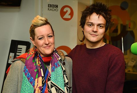 Alice Russell and Jamie Cullum