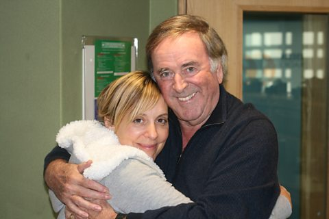 Terry and Mel Giedroyc