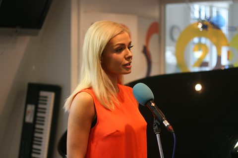 Katherine Jenkins live in session