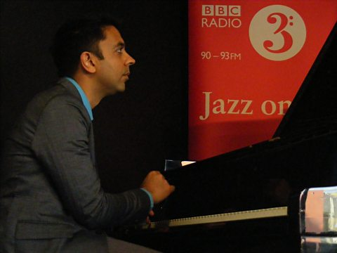 Vijay Iyer at the Vortex
