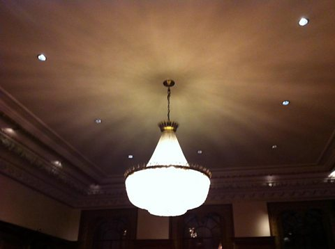 Keeping the lights on at the University of Birmingham's nuclear debate