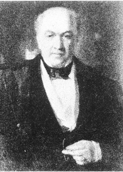 James Murray, inventor of Milk of Magnesia