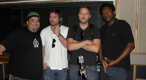 Roots Manuva collaborates with Fun Lovin' Criminals for Independence Day