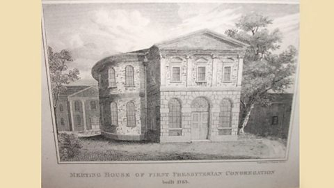 1st Presbyterian Church, Belfast