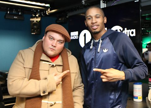 Charlie Sloth with Scorcher