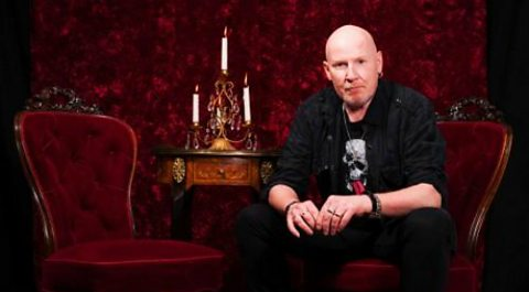 Cheetah Chrome of Dead Boys fame joins Huey in his celebration of New York Punk