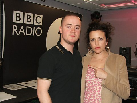 Maverick Sabre in With Annie