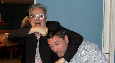 Huey talks to Mark Mothersbaugh from Devo