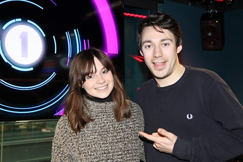 Gabrielle Aplin With Tom Deacon