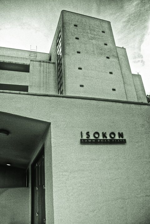 The Isokon Building, London's first pop-up restaurant?