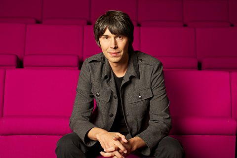 Professor Brian Cox goes unplugged
