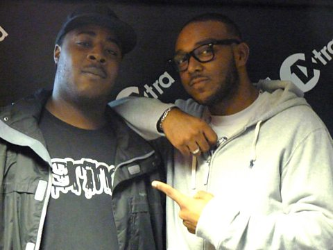 This Week's Jam Hot - Spooky & Mistajam