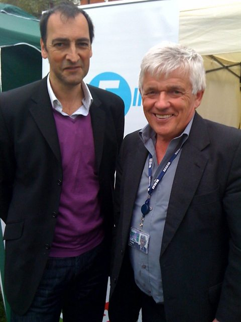 Alistair Mcgowan and Peter Allen