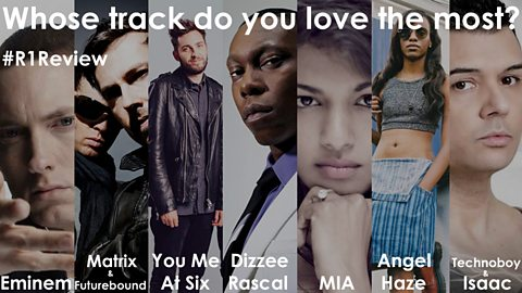 Whose track do you love the most?
