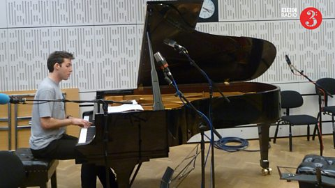 Pianist Gwilym Simcock