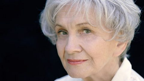 Man Booker International Prize winner Alice Munro. Photo by Derek Shapman.