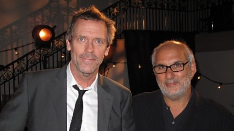 When Alan Met Hugh