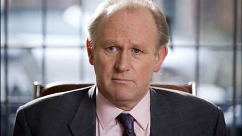 Charles Allenforth (Peter Davison)