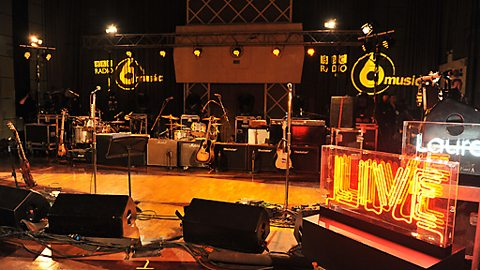 6 Music Celebrates: Lauren Live at BBC Maida Vale Studios