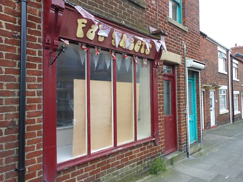 The old sweet shop needs a new tenant