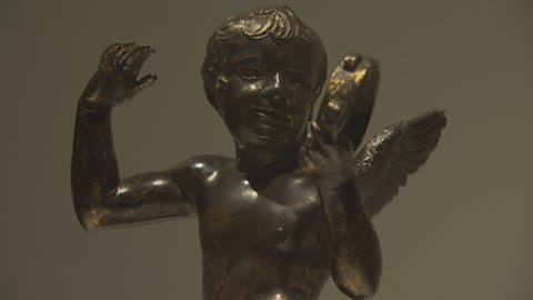 Andrew Graham-Dixon takes a look around the Royal Academy's 'Bronze' exhibition