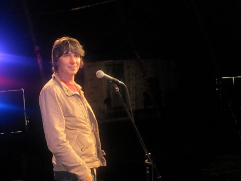 Professor Brian Cox takes to the stage
