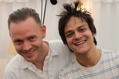 C.W. Stoneking And Jamie Cullum