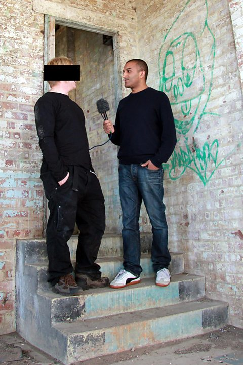 Adil Ray meets urban explorer Li
