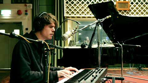 James Blake at Maida Vale