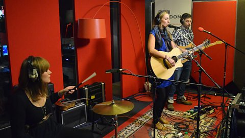 Emma Stevens in session
