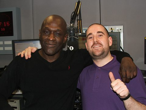 Dub Phizix joins Fabio on the show
