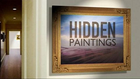 HIDDEN PAINTINGS