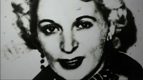 Ruth Ellis executed in 1953