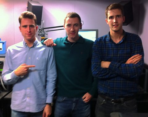 Jackmaster, Benji and Spencer