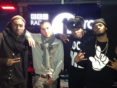 Rough Copy & CJ Beatz