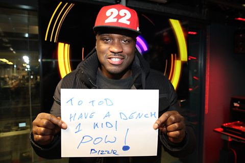 Lethal Bizzle Birthday Freestyle!