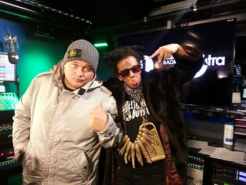 Charlie Sloth with Erratic