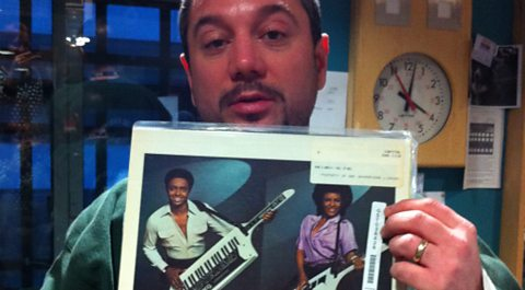 Huey With This Week's Vinyl Fetish: Rene & Angela (With Their Moog Liberations!).