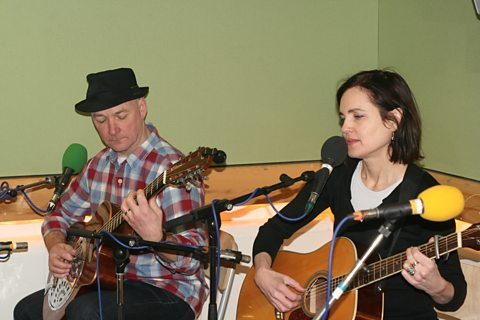 Sadie and the Hotheads live in session