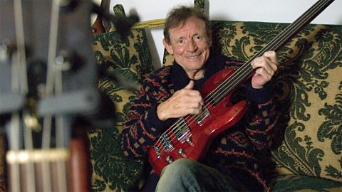 Jack Bruce: The Man Behind the Bass