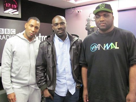 Top UK producer Mikey J link up with Ace & Vis !