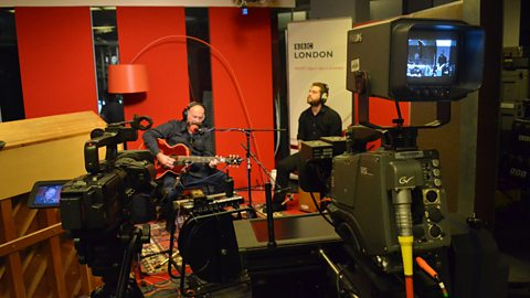 Paul Carrack live in session