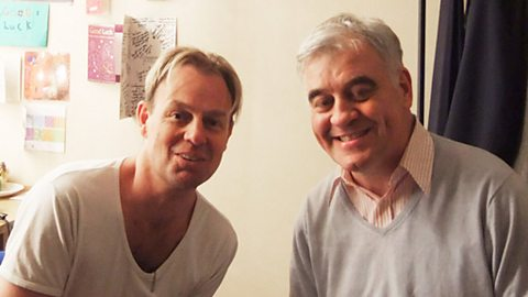 Billy Differ with Jason Donovan