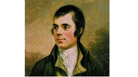 Alexander Nasmyth's portrait of Robert Burns