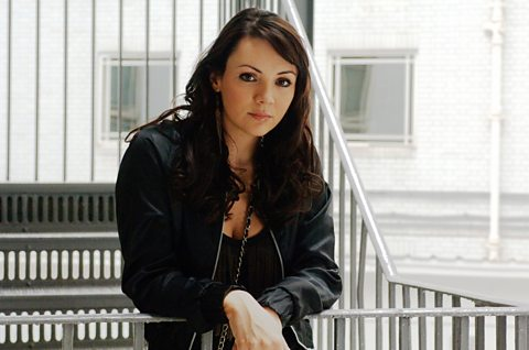 Martine McCutcheon plays Charles Paris' co-star Jodie Ricks in her first ever radio appearance.