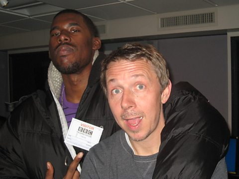 Flying Lotus with Gilles Peterson