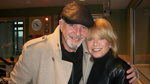 David Essex with Elaine Paige