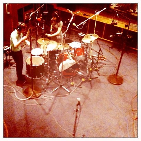 Islet recording at Maida Vale