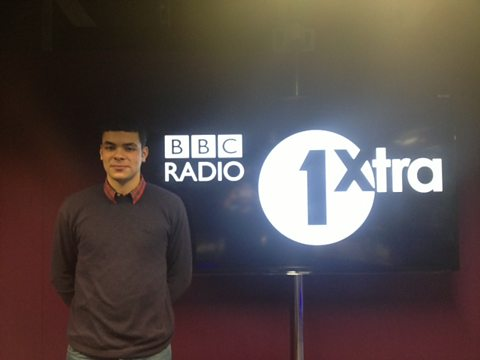 BBC Introducing Talent: Ady Suleiman performs a special acoustic track for the show